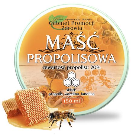 Maść Propolisowa - 150 ml (1)