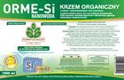 Krzem organiczny LEMON NANOWODA z borem, stężonymi mikroelementami z soli oraz olejkiem cytrynowym. (2)