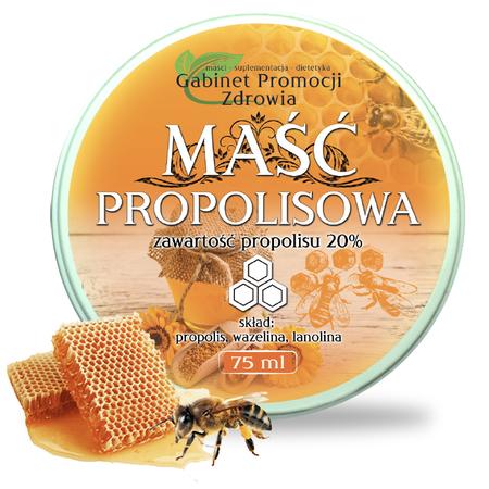 Maść Propolisowa - 75 ml (1)